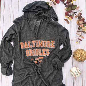 Baltimore Orioles MLB Hoodie Long Sleeve